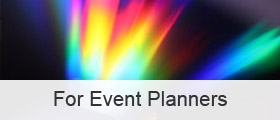 For event planners