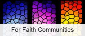 For faith communities
